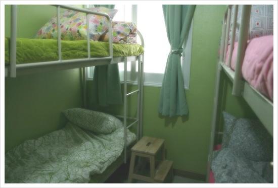 Guesthouse Santa: room