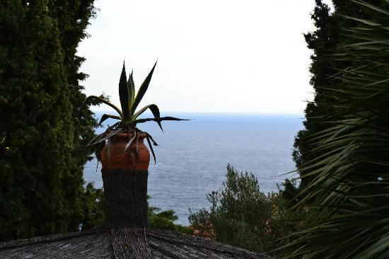 Villa Azur: PANORAMA DALLA CAMERA