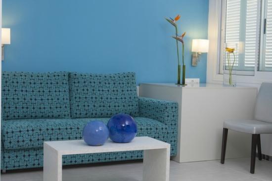 Hoposa Daina Apartments: Salon
