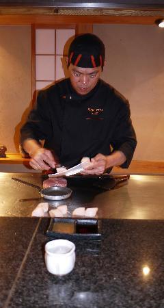 Kamakura : Teppanyaki Table