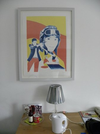 Mercure Hotel Art Leipzig: art