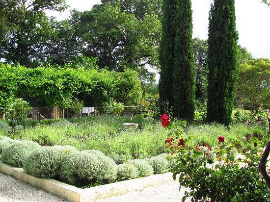 Mas Laurent : The lovely gardens