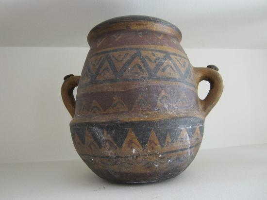 Villa 55: poterie