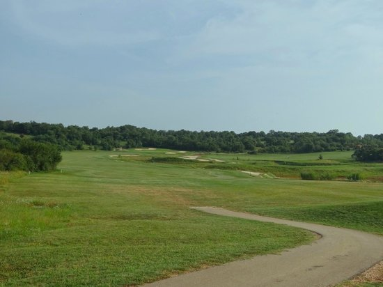 Savudrija, Croatie : Golf Club Adriatic - June 2012
