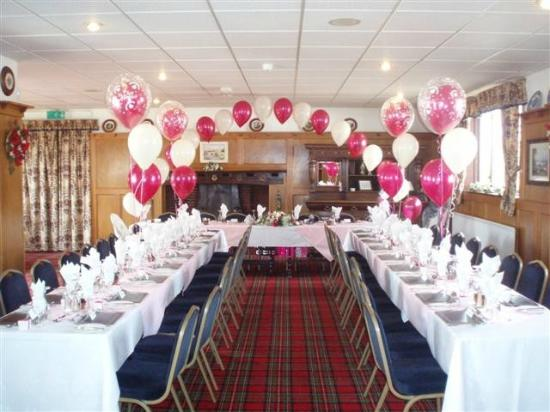 Hunters Lodge Hotel: Wedding Reception