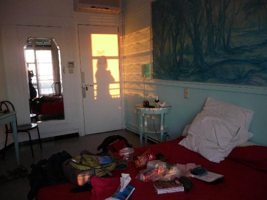 Hotel Peron: My room