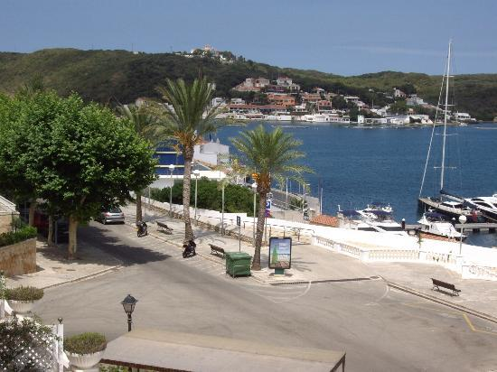 In the town - Picture of Hotel Port Mahon, Mahon - TripAdvisor