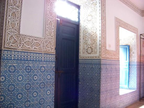 Riad El Az: Twin Room