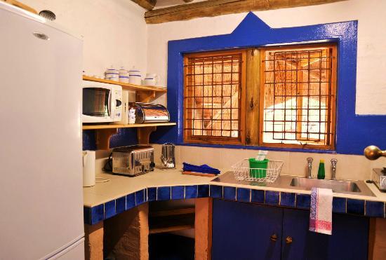 Lokuthula Lodges: Kitchen