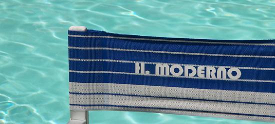Hotel Moderno Chianciano: piscina e parco