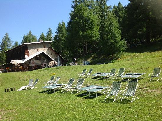 Sauze d'Oulx, Italy: relax