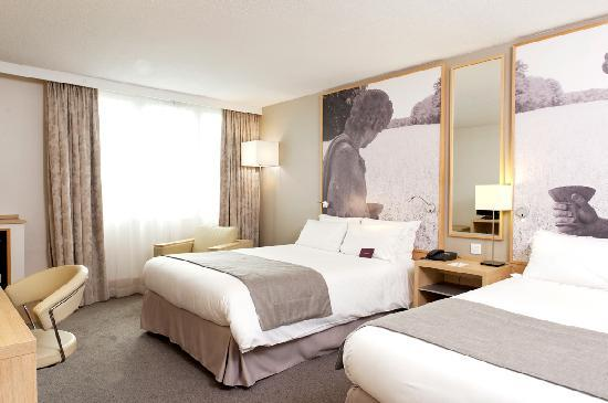 Mercure Paris Velizy Hotel : Superior Room