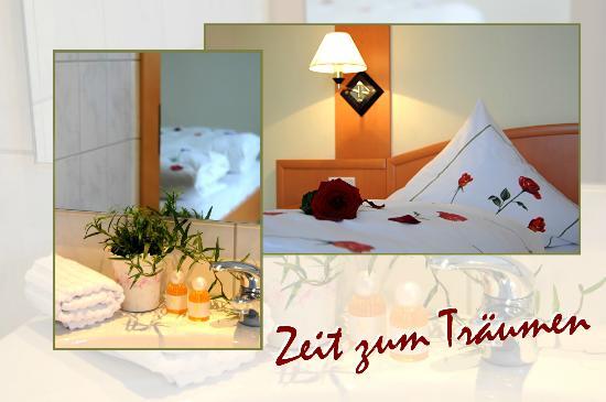 Hotel Restaurant Bürgerklause: Romantisches Zimmer Hotel Bürgerklause Garrel