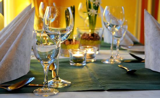 Hotel Restaurant Bürgerklause: Stilvoll Speisen im Restaurant Bürgerklause