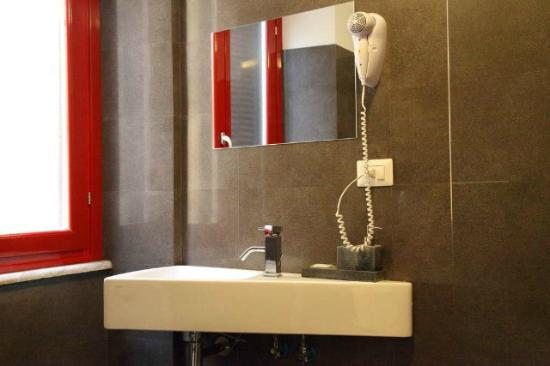 Residenza Maximus: bagno