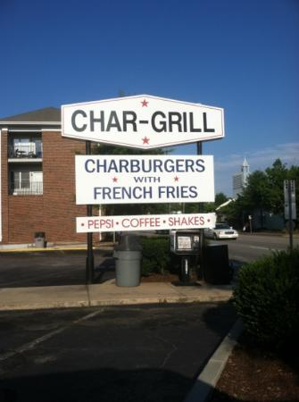 Photo of American Restaurant Char-Grill at 618 Hillsborough St, Raleigh, NC 27603, United States