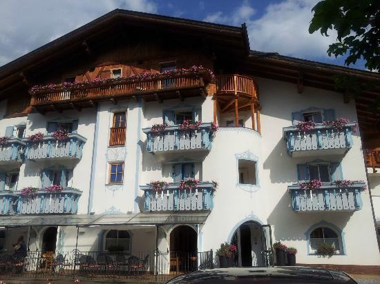 Soraga, Italien: L'hotel