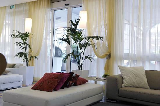 Hotel Darsena: Angolo relax
