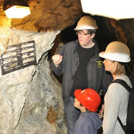 Glengowla Mines: Mine 