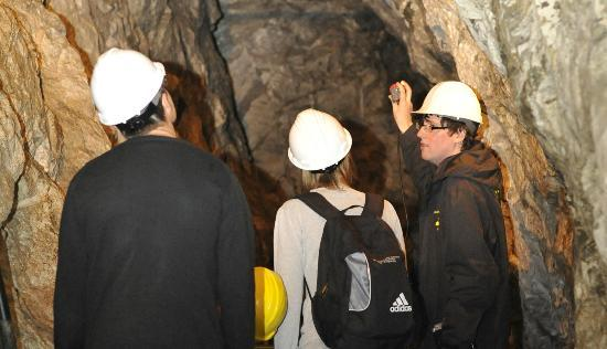 Glengowla Mines: Tour 