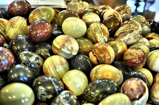 Glengowla Mines: Marble