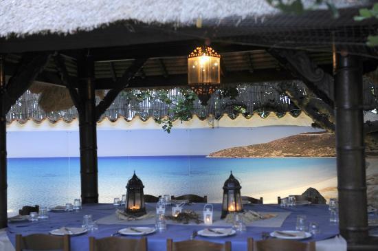 Trattoria del Mare: Tavolo