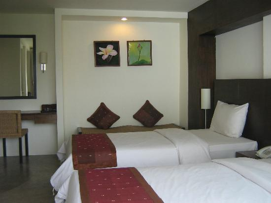 City Inn Vientiane: I liked the room !