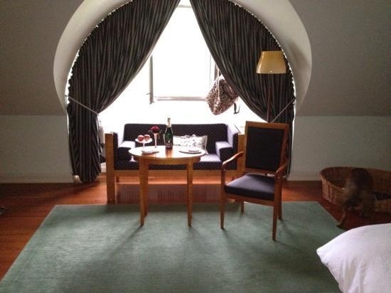 Schlosshotel Burg Schlitz: Zimmer