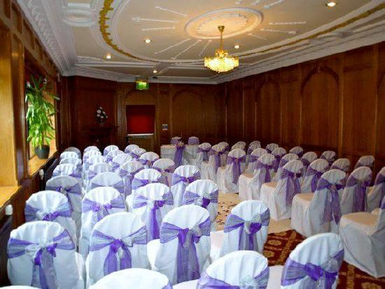 Bredbury Hall Hotel: CHERRY SUITE