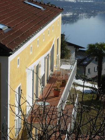 Casa Collina e Panorama sul Lago Maggiore