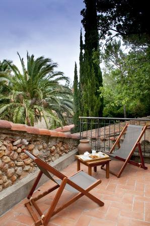 Casa9 Hotel: Terrasse Chambre8