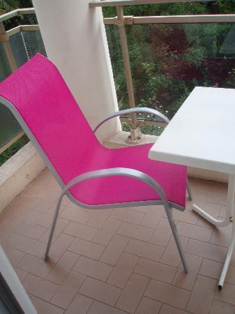 Hotel Moliere: Balcony
