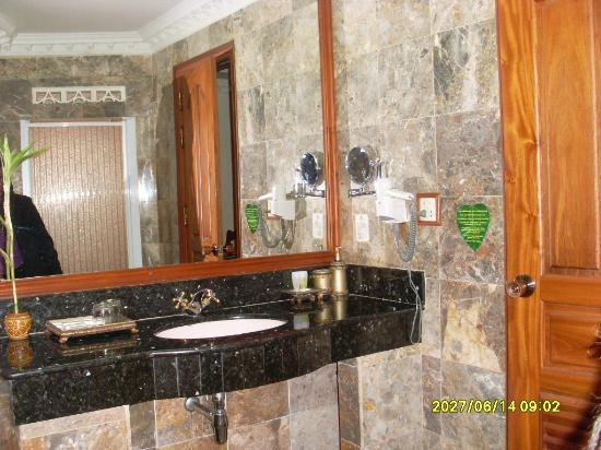 New Angkorland Hotel: bathroom