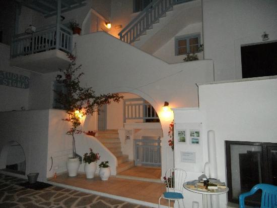 Sigma studios, Naxos