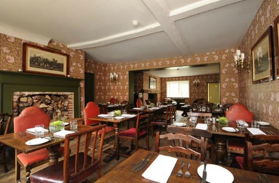 The Stag & Huntsman at Hambleden Restaurant