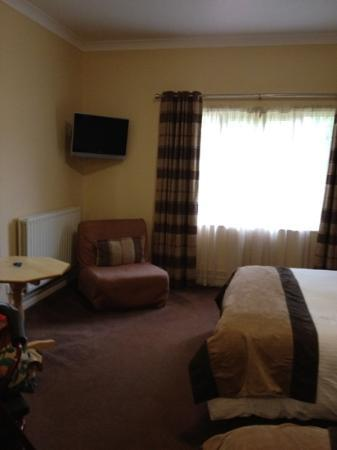 Lodge Hotel: Annex Room