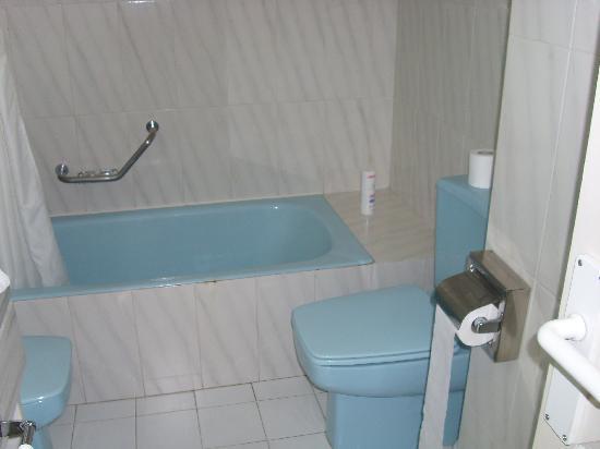 Apartamentos El Minarete: Baño