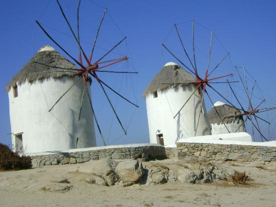 Anemos Apartments & Studios: mykonos town