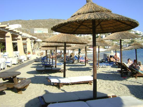 Anemos Apartments & Studios: ornos beach