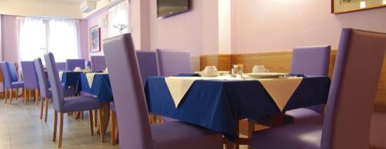 Al Giardinetto: la sala banchetti e ristorante
