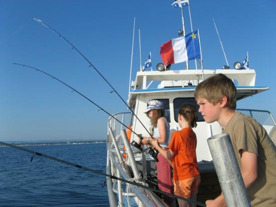En Mer avec les Pêcheurs Côtiers : La pêche aux maquereaux