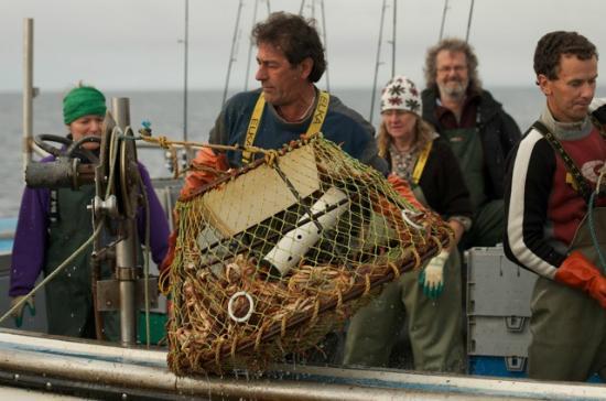 En Mer avec les Pêcheurs Côtiers : En pleine action
