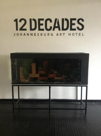 12 Decades Art Hotel: The Hotel