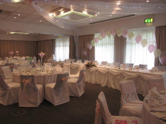 Novotel Manchester West: Wedding Reception