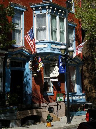 Albright Mansion Restaurant: Albright House