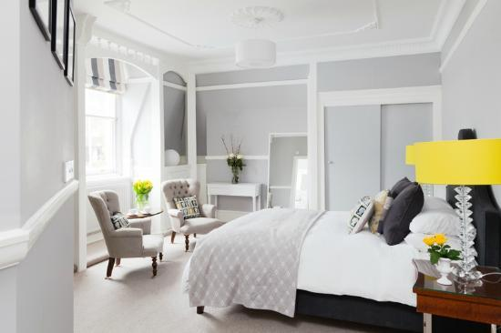 The Townhouse Hotel: Superior Double
