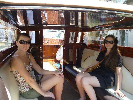 Bella Venezia: Private taxi - 5 euro