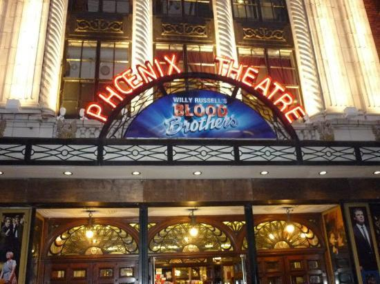 the phoenix theatre in london essay Theatre & speech department theatre season v  2018 stanley drama awards  he attended the royal central school of speech and drama in london.