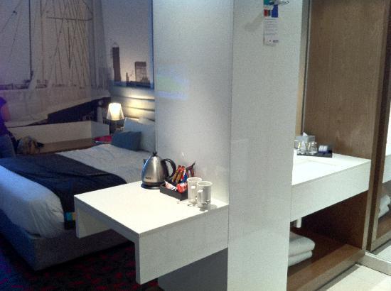 โรงแรมปาร์คอินน์: Room-1