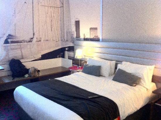 โรงแรมปาร์คอินน์: Room-2